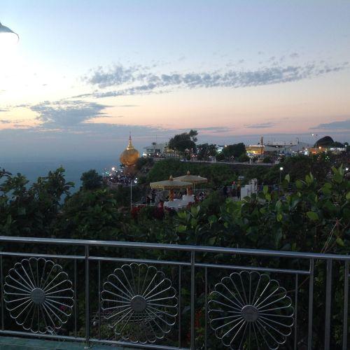 Bago的景色