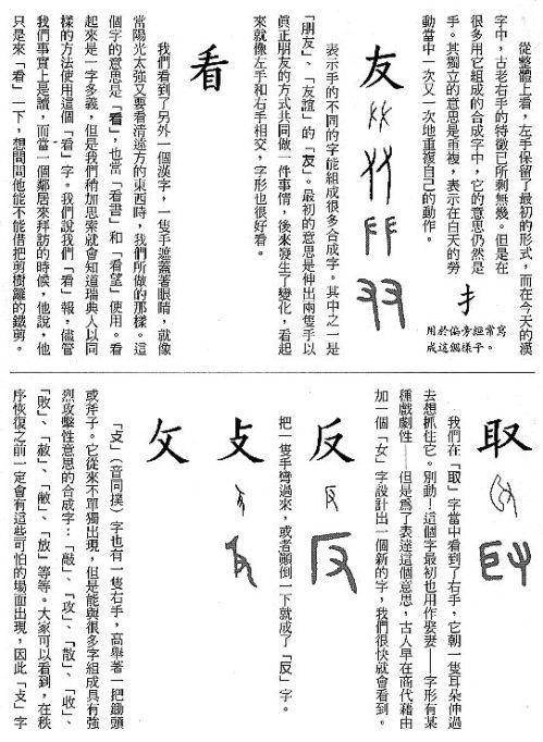 漢字的故事 ( 12 )