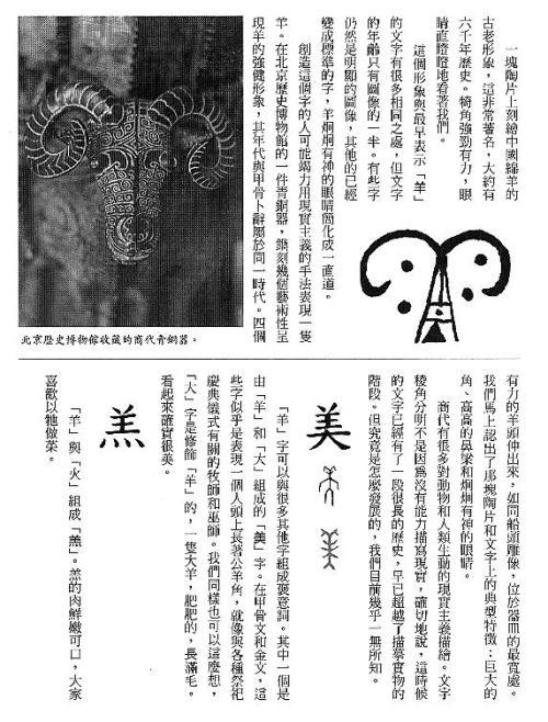 漢字的故事:<家畜 ( 4-6 )>