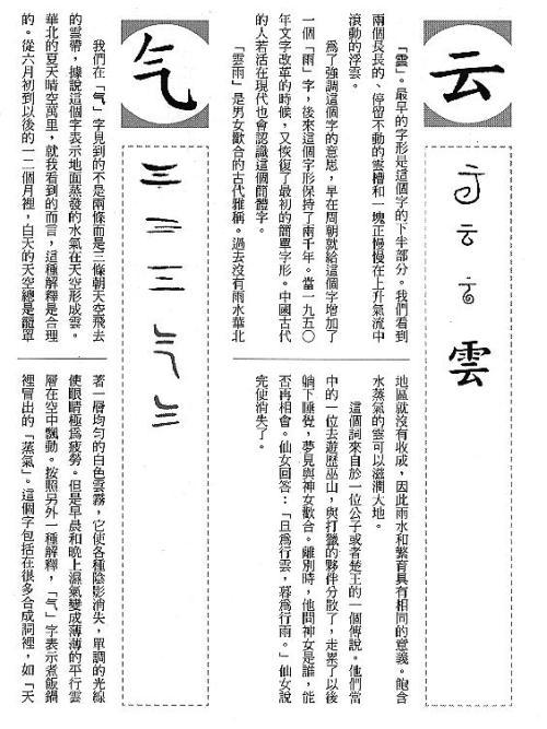 漢字的故事:<農耕 ( 6-8 )>