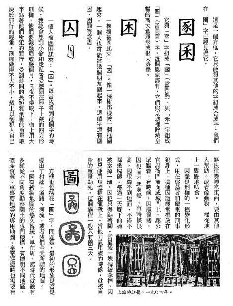 漢字的故事:<屋頂與房子 ( 11-24 )>