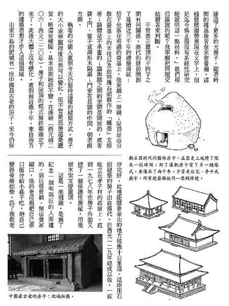 漢字的故事:<屋頂與房子 ( 11-7 )>
